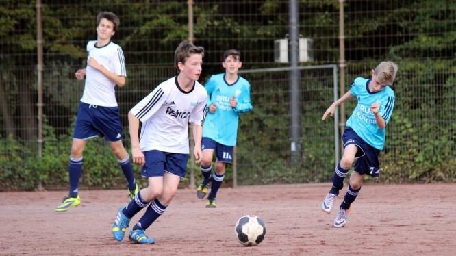 Meisterschaftsspiel C-Jugend: Wambeler SV - Urania Lütgendortmund 2