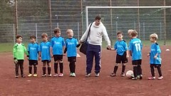 Findungsrunde F-Jugend: Wambeler SV III - Hombrucher SV II