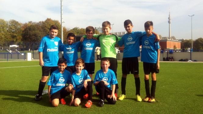 Freundschaftsspiel E-Jugend: Wambel All Stars - TSC Eintracht Dortmund IV