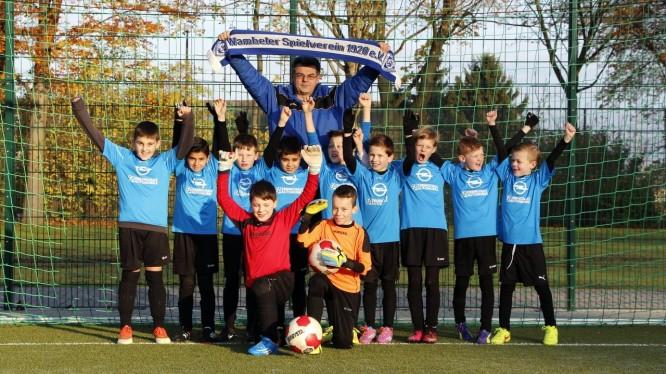 Freundschaftsspiel E-Jugend: Wambeler SV II - TuRa Asseln