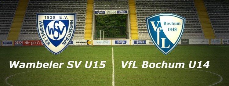 Heimspieltag: Wambeler U15 empfängt VfL Bochum