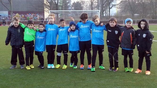 Freundschaftsspiel F-Jugend: Wambeler SV III - DJK TuS Körne III