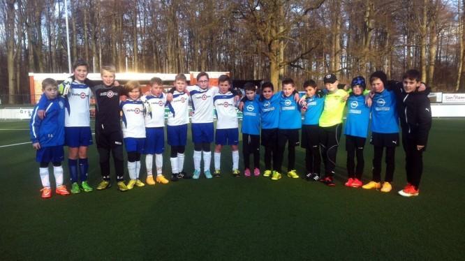 Freundschaftsspiel E-Jugend: SuS Oespel-Kley - Wambeler SV II