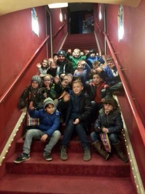 Fußballjahrgang 2007 - Ausflug ins Kino zu Paddington