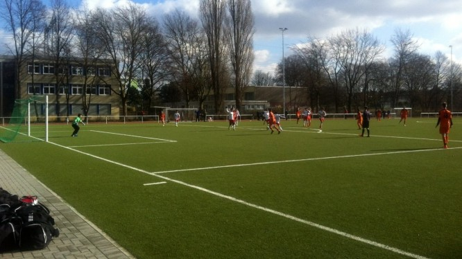 Meisterschaftsspiel B-Jugend: Wambeler SV - Eving Selimiye Spor