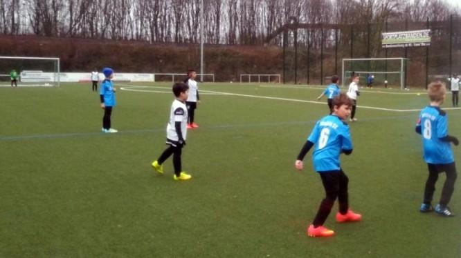 Finalrunde F-Jugend: SV Westfalia Huckarde III - Wambeler SV III
