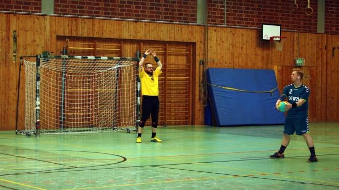 Meisterschaftsspiel Herren: Wambeler SV - ÖSG Viktoria 08 Dortmund 2