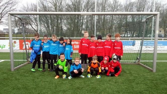 Freundschaftsspiel F-Jugend: Geisecker SV III - Wambeler SV III