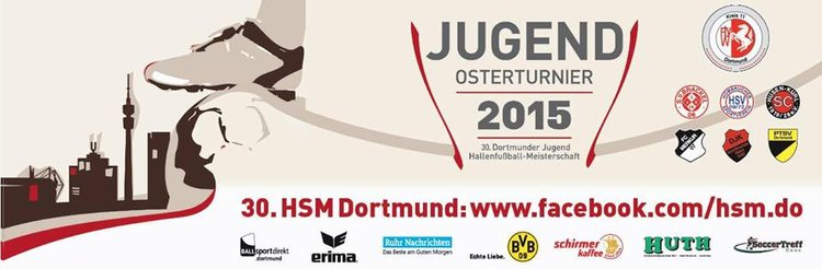 30. Dortmunder Jugend Hallenfußball-Meisterschaft