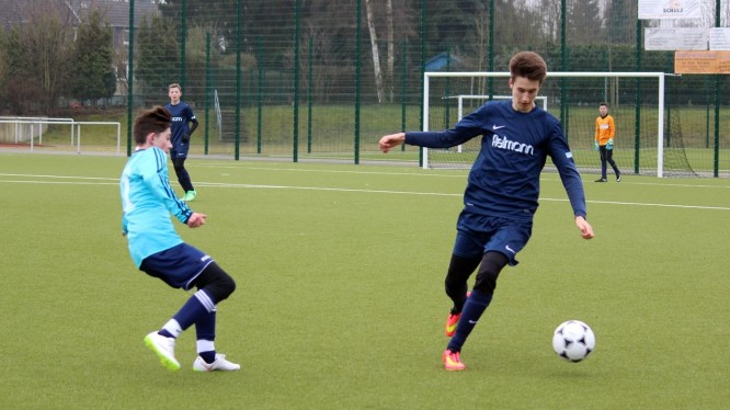 Meisterschaftsspiel C-Jugend: Urania Lütgendortmund II - Wambeler SV
