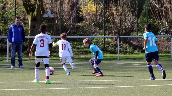 Finalrunde F-Jugend: SV Brackel 06 - Wambeler SV (18.04.2015)