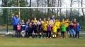 Fußball: Patenschaftstraining D1/F3 - U8 stolz wie Bolle
