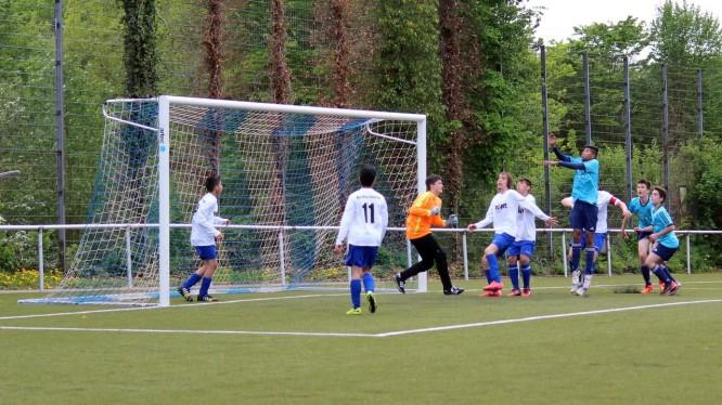Meisterschaftsspiel C-Jugend: BW Huckarde - Wambeler SV