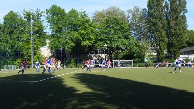 Meisterschaftsspiel Herren: Wambeler SV - NK Zagreb
