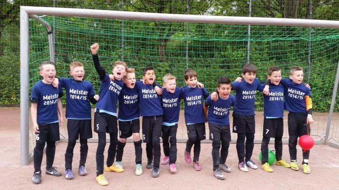 Meisterschaftsspiel E-Jugend: SV Körne - Wambeler SV II