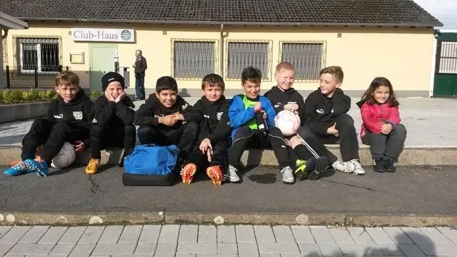 Freundschaftsspiel F-Jugend: BV Viktoria Kirchderne - Wambeler SV III
