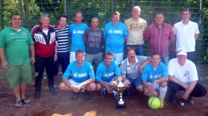 Fußball Ü32: Alte Herren holen Turniersieg beim SV Körne 83