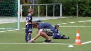 Minikicker starten ins Training