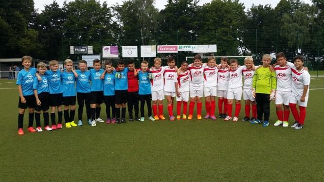 Freundschaftsspiel E-Jugend: Wambeler SV - FC Overberge