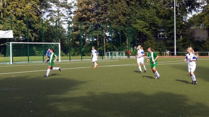 Meisterschaftsspiel Damen: Wambeler SV - SG Phönix Eving (27.09.2015)
