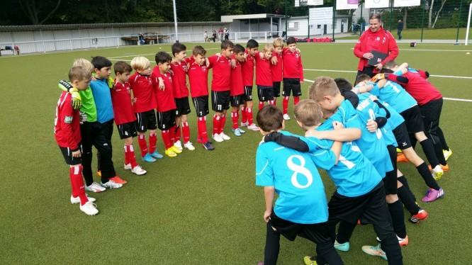 Freundschaftsspiel E-Jugend: Wambeler SV - SV Westfalia Huckarde