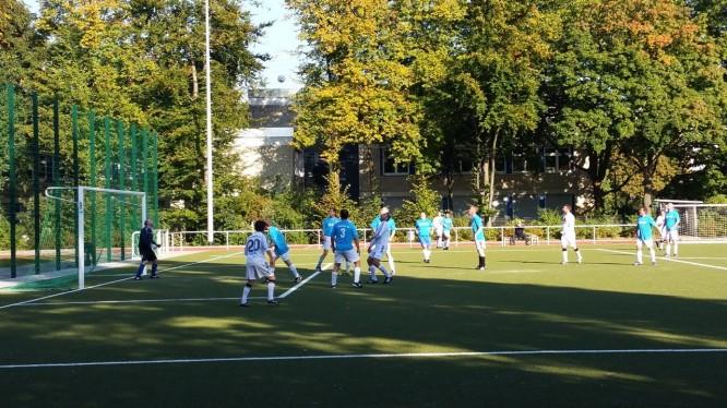 Freundschaftsspiel Alte Herren: Wambeler SV - Hombrucher SV