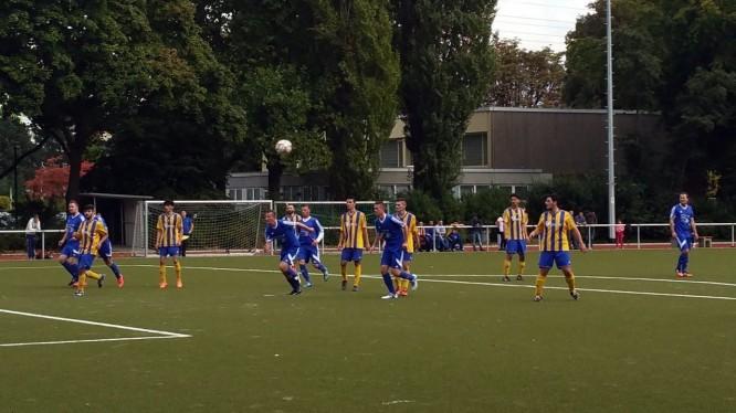 Meisterschaftsspiel Herren: Wambeler SV - SG Gahmen
