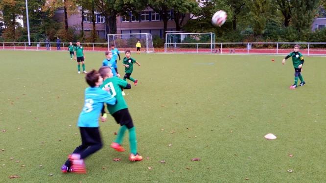 Meisterschaftsspiel E-Jugend: Wambeler SV - VfL Kemminhausen