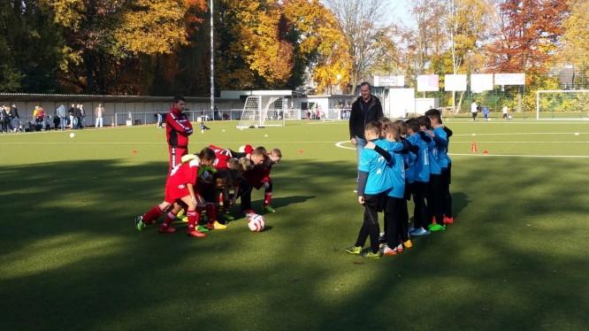 Meisterschaftsspiel E-Jugend: Wambeler SV - SC Husen Kurl