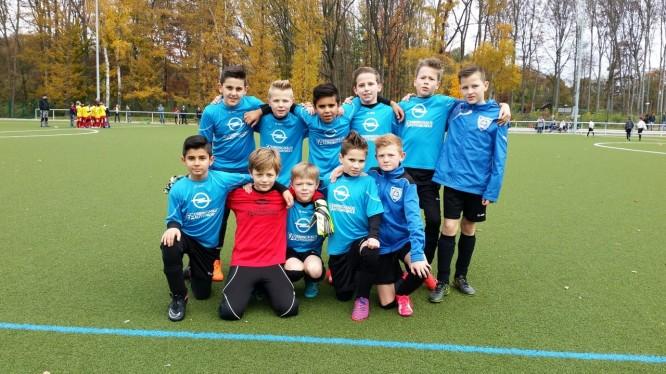 Meisterschaftsspiel E-Jugend: Mengede 08/20 - Wambeler SV