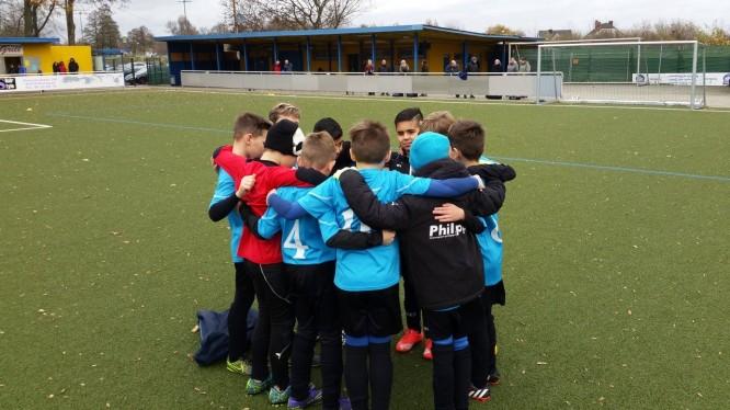 Meisterschaftsspiel E-Jugend: SG Alemannia Scharnhorst - Wambeler SV