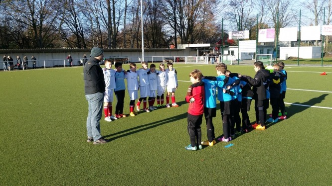 Freundschaftsspiel E-Jugend: Wambeler SV - Tus Witten Stockum