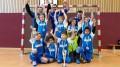 Fußball U9: F1 holt Bronze beim Hallenturnier in Obersprockhövel (10.01.2016)