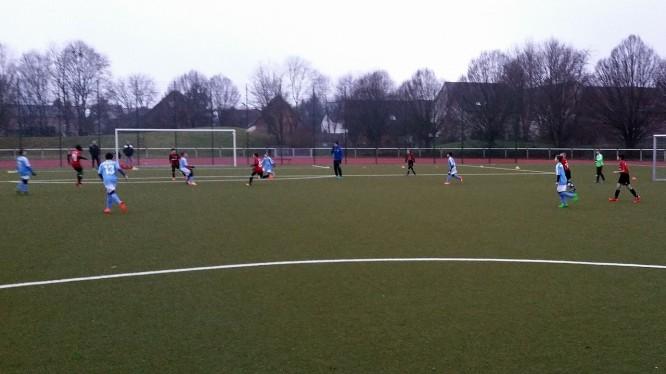 Freundschaftsspiel U11: DJK SF Nette - Wambeler SV
