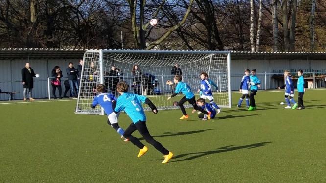 Freundschaftsspiel E-Jugend: Wambeler SV - SV Berghofen