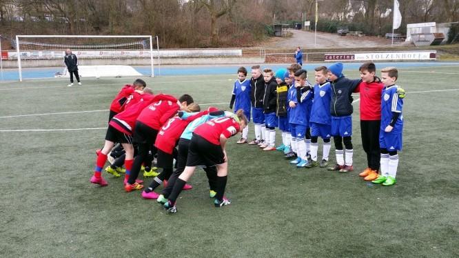 Meisterschaftsspiel E-Jugend: BV Brambauer-Lünen - Wambeler SV