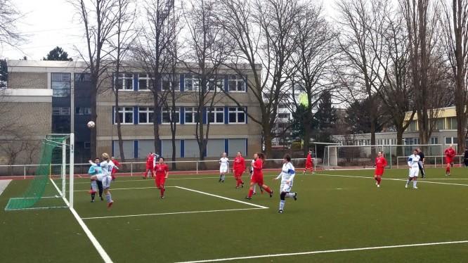 Meisterschaftsspiel Damen: Wambeler SV - Lüner SV