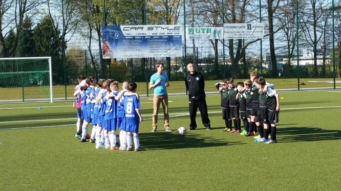 Meisterschaftsspiel E-Jugend: Wambeler SV - VfB Lünen