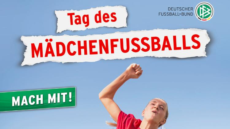 DFB - Tag des Maedchenfussballs (01.07.2017)