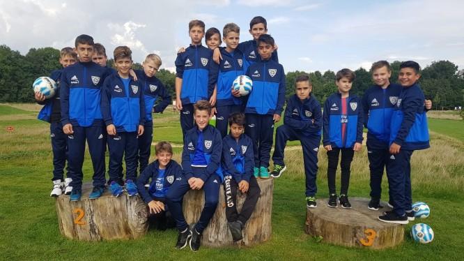 U12 - Fußballgolf