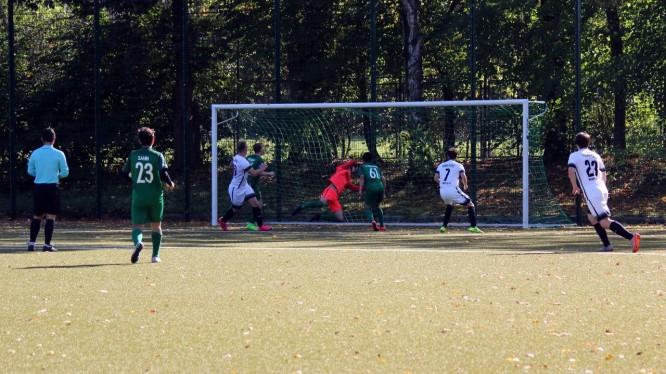 Meisterschaftsspiel: Wambeler SV - BV Viktoria Kirchderne (01.10.2017)