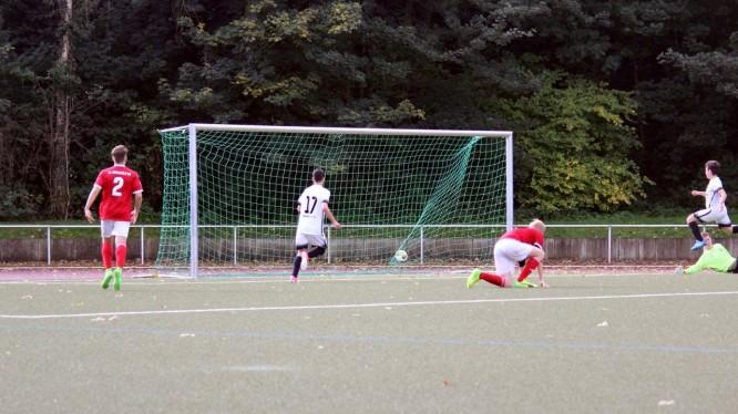 Meisterschaftsspiel A-Junioren: SC Dorstfeld - Wambeler SV (08.10.2017)