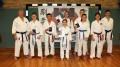 Karate Halbjahresprüfung