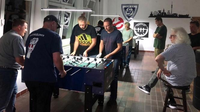 Tischfußball - MonsterDYP