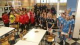 D-Juniorinnen holen die Hallenstadtmeisterschaft von Langschede/Frömern