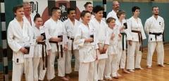 Jahresrückblick 2018 - Karateprüfungen