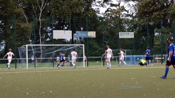 Freundschaftsspiel Herren: Wambeler SV - RW Barop II (23.08.2020)