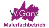Malerfachbetrieb W. Ganz